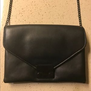Loeffler Randall Black Crossbody Bag